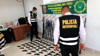 colosal operativo internacional: 1000 arrestados