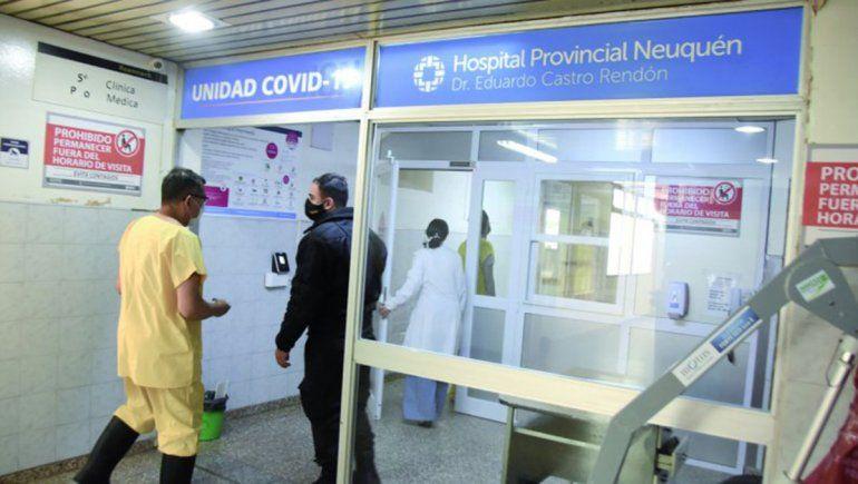Después del pico del viernes, se registraron más de 200 casos en 12 horas