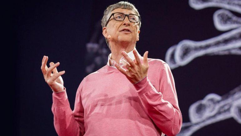 Bill Gates había advertido en 2015 sobre el riesgo de una pandemia normal