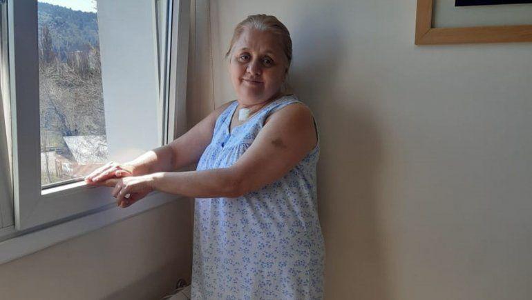 El duro relato de una enfermera que logró ganarle la batalla al coronavirus