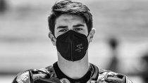 muere motociclista de 15 anos tras ser atropellado en plena carrera