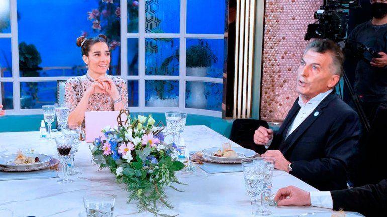 Juana Viale entrevistó a Macri: ¿Cómo le fue con el rating frente a Kusnetzoff?