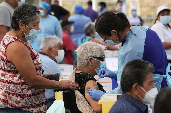 Coronavirus: en Chile quedan 180 camas de terapia intensiva