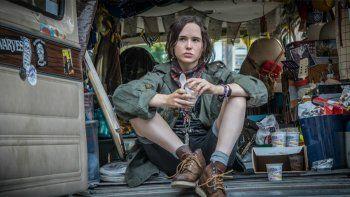 Ellen Page ahora se llama Elliot Page | Foto: Captura Netflix