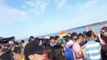 malestar en provincia por la fiesta clandestina en los barreales