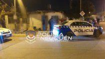 barrio cumelen: a un joven neuquino le tajearon la cabeza para robarle su celular