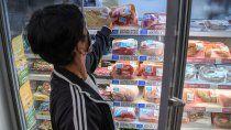 la venta de carne se sostiene con precios cuidados