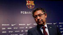 festeja messi: bartomeu renuncio a la presidencia de barcelona