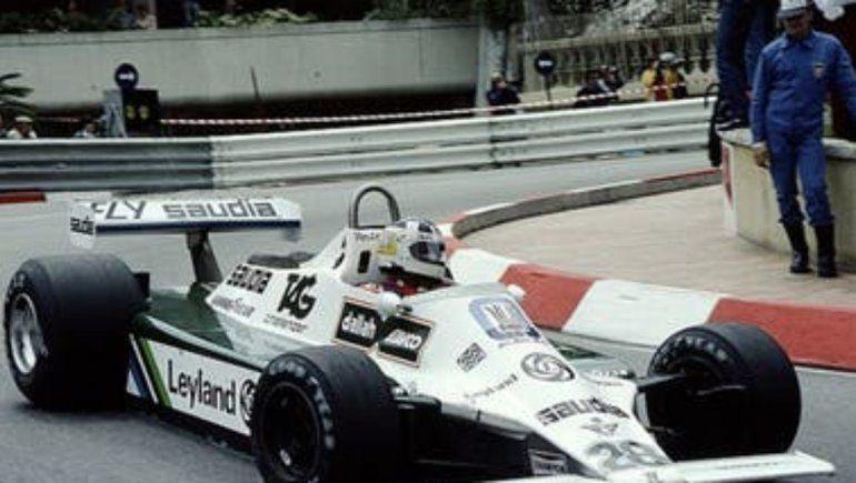 El día que Reutemann se convirtió en Príncipe de Mónaco