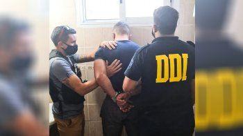 Femicidio de Analía: atraparon al fisicoculturista prófugo en un hotel