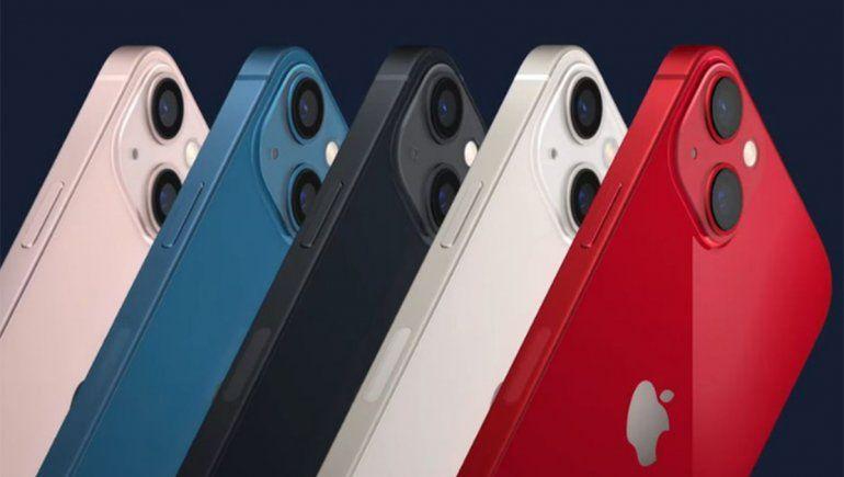 Mirá las nuevas características del iPhone 13 y todas las novedades de la marca