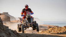Pablo Copetti logró su segundo triunfo parcial en la décima etapa del Dakar 2021