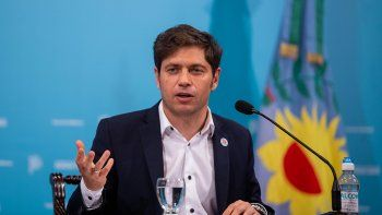 Kicillof anunció viajes de egresados gratis para 220 mil jóvenes bonaerenses