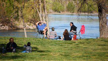 Primavera a full: Neuquén es la ciudad más calurosa del país