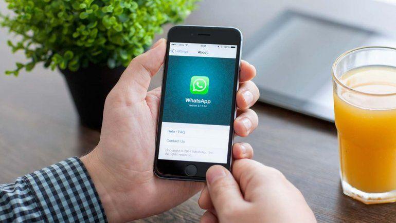 Así podés enviar un WhatsApp a un número desconocido sin agregarlo.