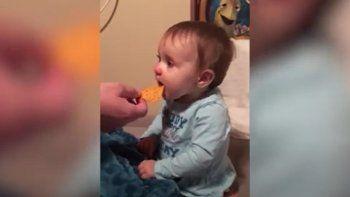 El video de la bebé conmovió a todos en YouTube