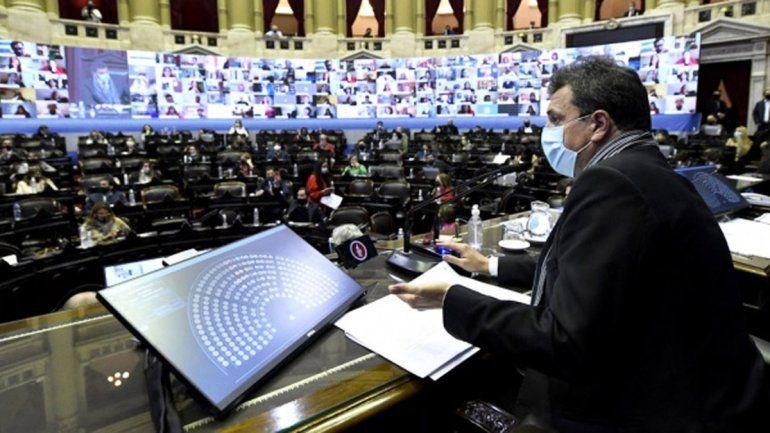 La Cámara de Diputados aprobó el Impuesto a la Riqueza. En el Senado también el oficialismo tiene mayoría.