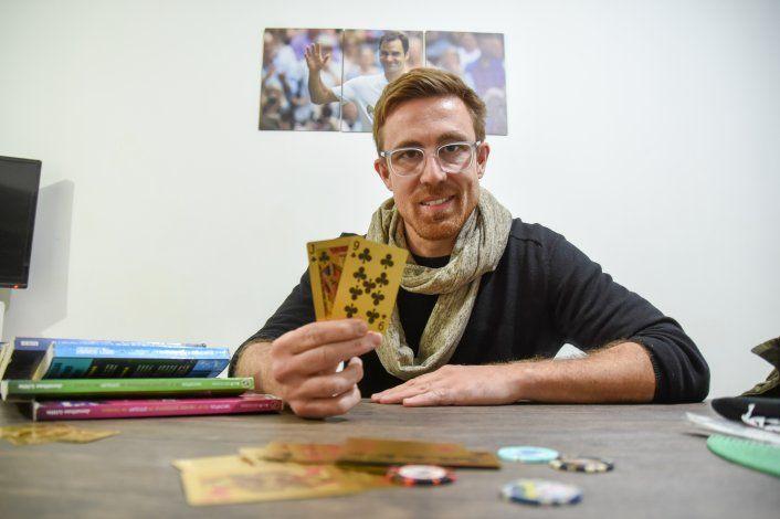 Los jugadores de póker tienen quien les escriba