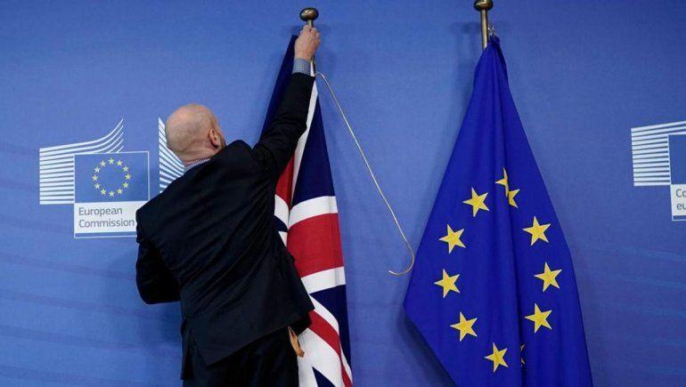 El Reino Unido ya no es más parte de la Unión Europea
