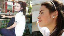 las fotos ineditas de la adolescencia de lali esposito