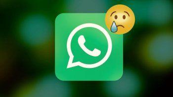 WhatsApp dejará de funcionar en algunos dispositivos