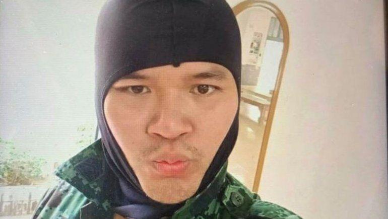 Un soldado desata una masacre en Tailandia y se filma