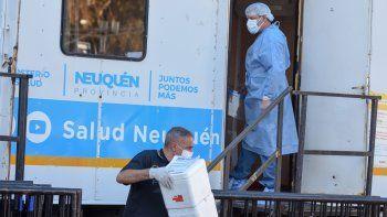 el coronavirus volvio a golpear a neuquen con 10 muertes