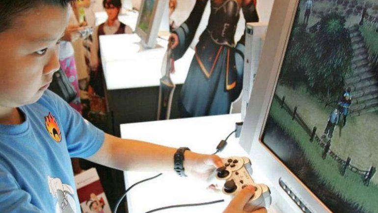 China restringió el uso de videojuegos para menores de edad