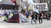a pesar de la orden, organizaciones dormiran en la calle