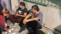 ¿parricidio?: mataron a un custodio de una punalada y por el crimen fue detenido su hijo