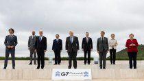 el g7 donara mil millones de vacunas