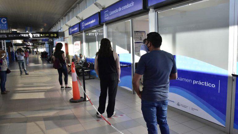 La Muni habilitó un nuevo centro para tramitar el carnet de conducir