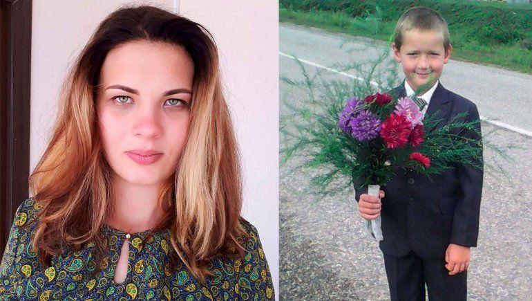 Asesinó a su sobrino de 9 años y lo cortó en 25 trozos