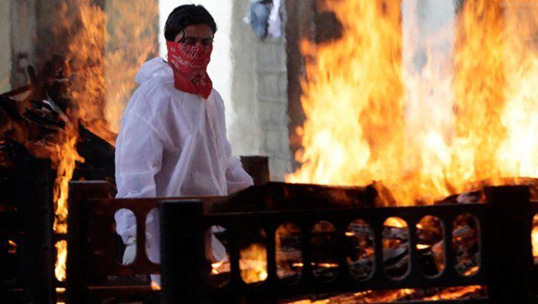 Se incendió otro hospital indio: al menos 18 muertos