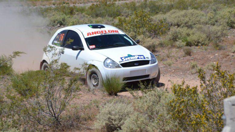 ¡Fiesta tuerca! El Rally Neuquino volvió con una prueba recreativa