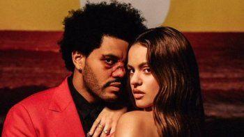 Rosalía rompió el internet con su colaboración con The Weeknd