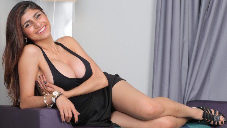 La ex actriz porno que está en la mira del terrorismo