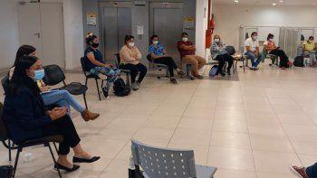 provincia amplia la mesa de dialogo con los gremios de salud