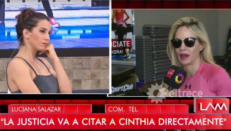 Luli y Cinthia al rojo vivo: celos, tensión y bochorno