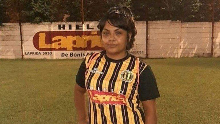 Matan de un tiro en la cara a jugadora de fútbol