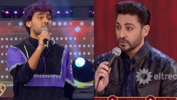 Escándalo en ShowMatch: Lizardo Ponce ninguneó a Hernán Piquín