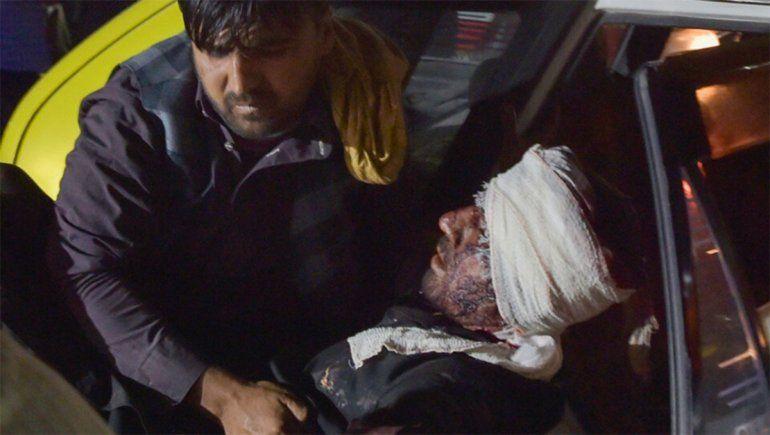 Galería: impactantes fotos y videos del atentado en Kabul