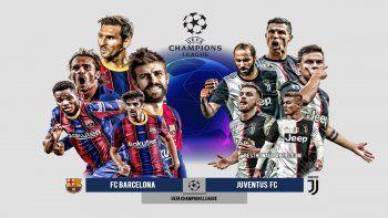 Posible 11 del Barcelona contra la Juve en Champions