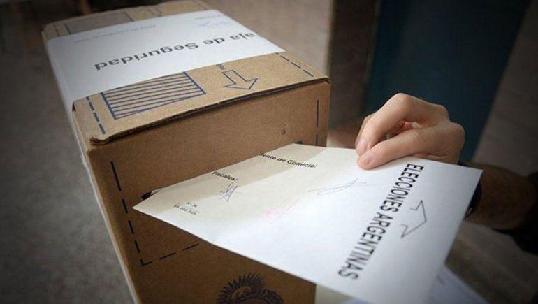 No tienen que ir a votar los contagiados con COVID