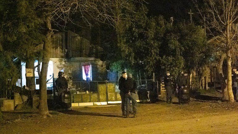 Atacaron la casa de un hombre detenido por abuso