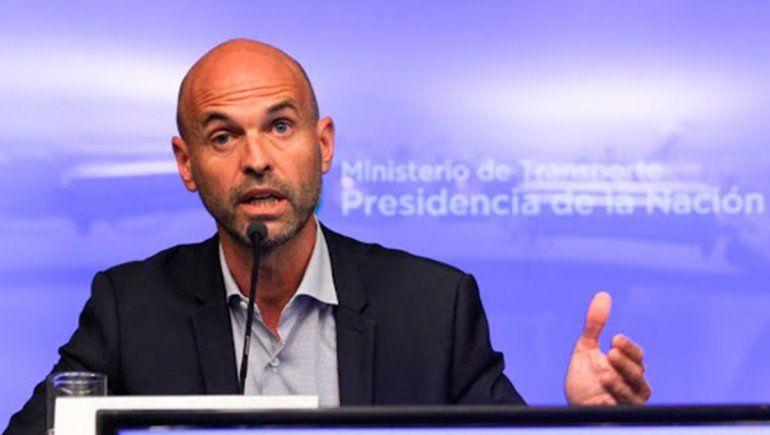 Canicoba Corral procesó al exministro de Transporte Dietrich