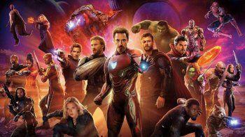 Películas de superhéroes de Marvel ordenadas de peor a mejor