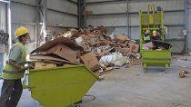 el reciclaje en el complejo ambiental cayo a la mitad