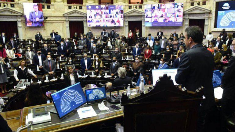 Diputados analizaron las prioridades del presupuesto 2022