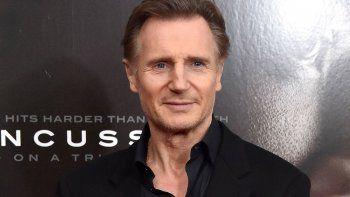 Liam Neeson ya no quiere participar en películas de acción